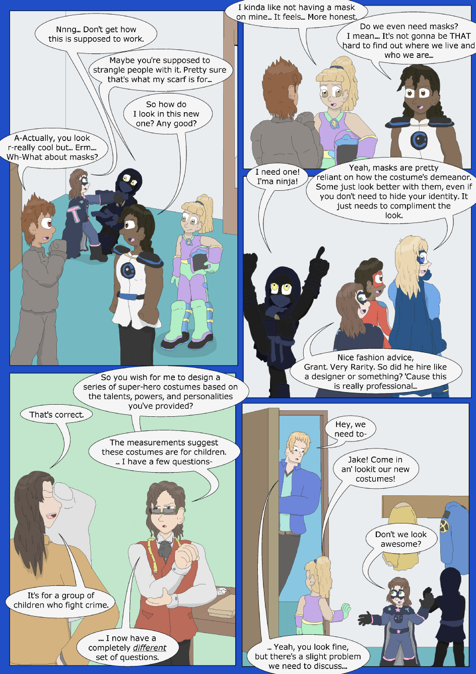 Based On a Blue Story, Page 7