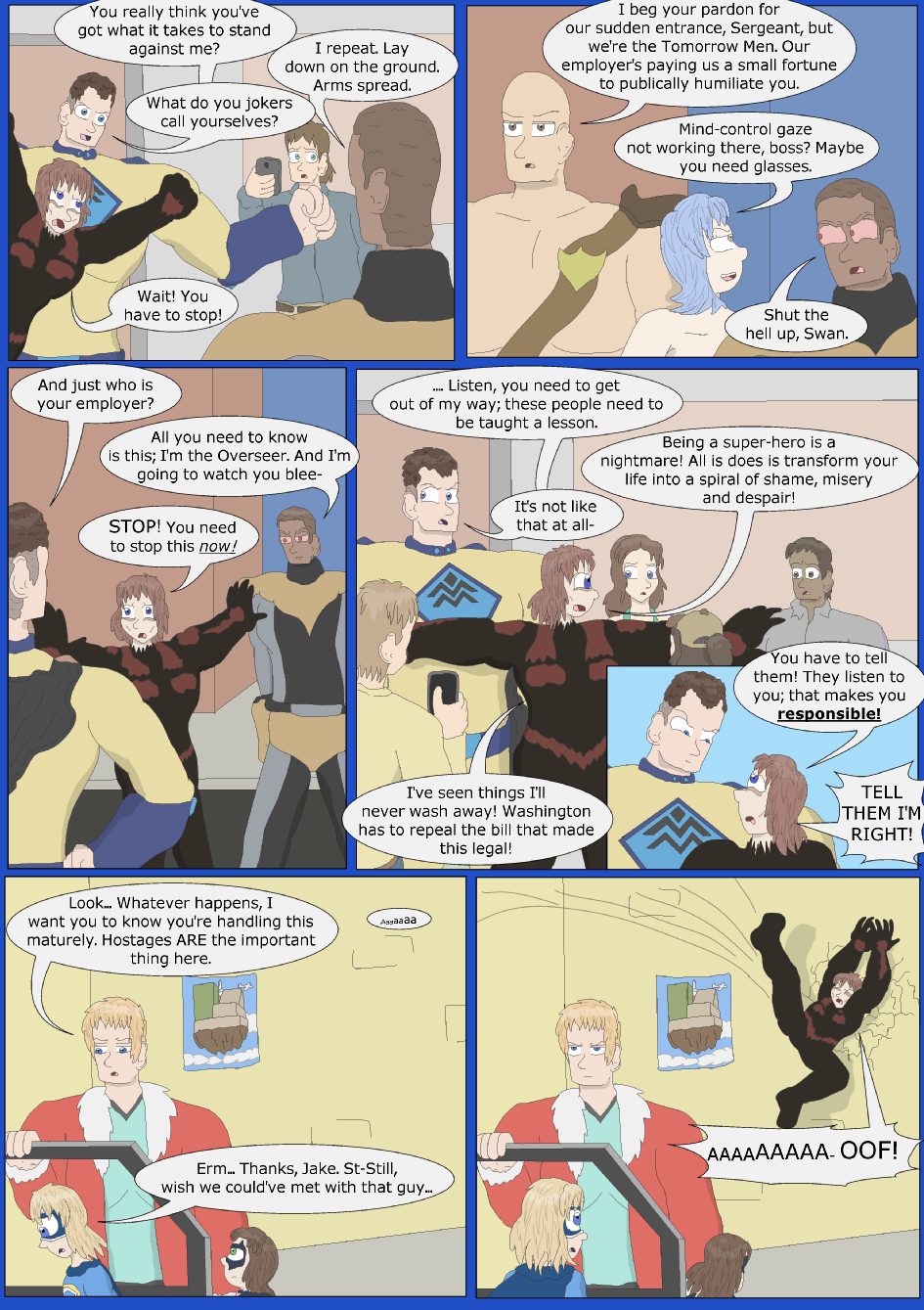 Based On A Blue Story- Page 11