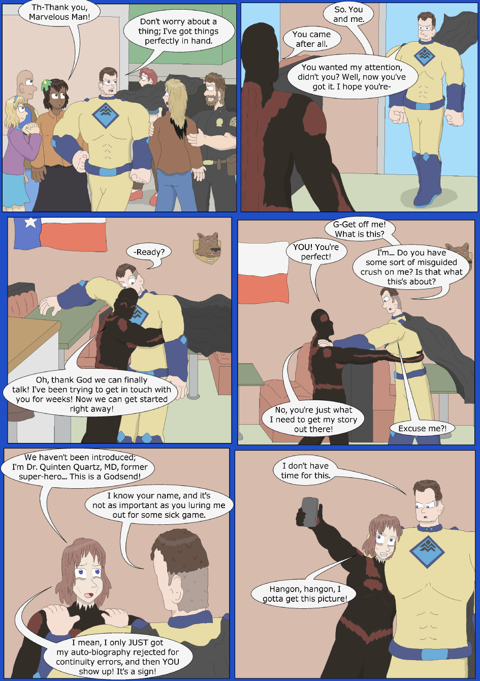 Based On A Blue Story- Page 9
