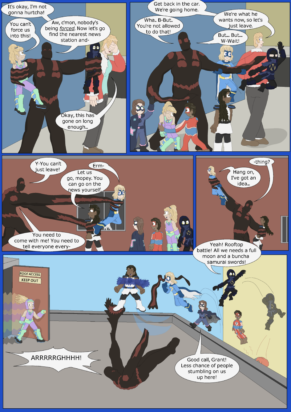 Based On A Blue Story- Page 17