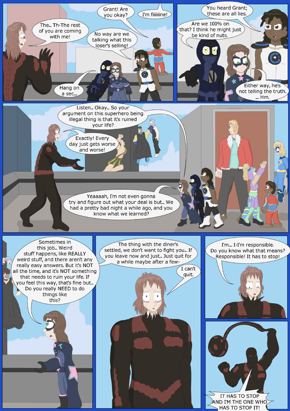 Based On A Blue Story- Page 22