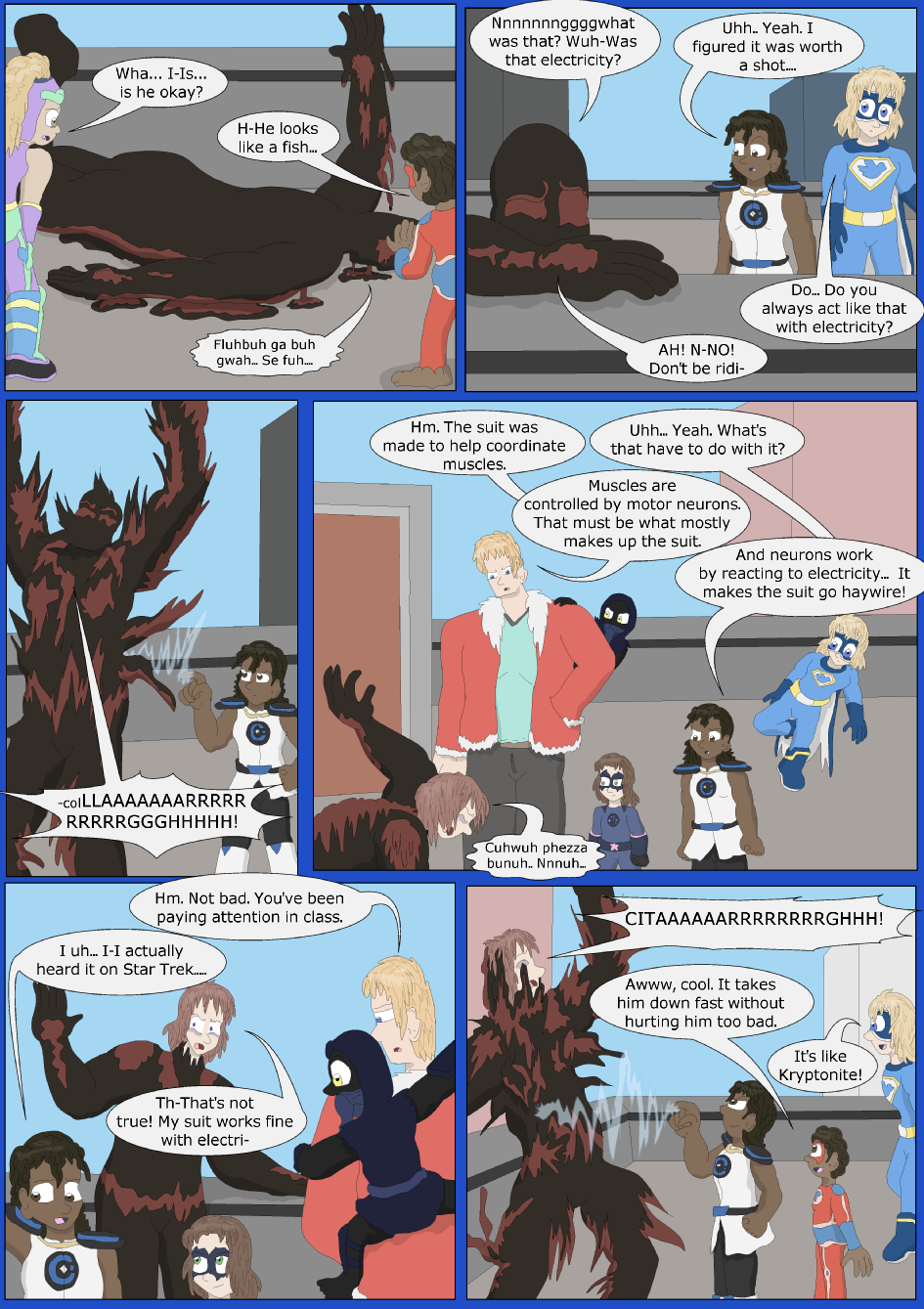 Based On A Blue Story- Page 27