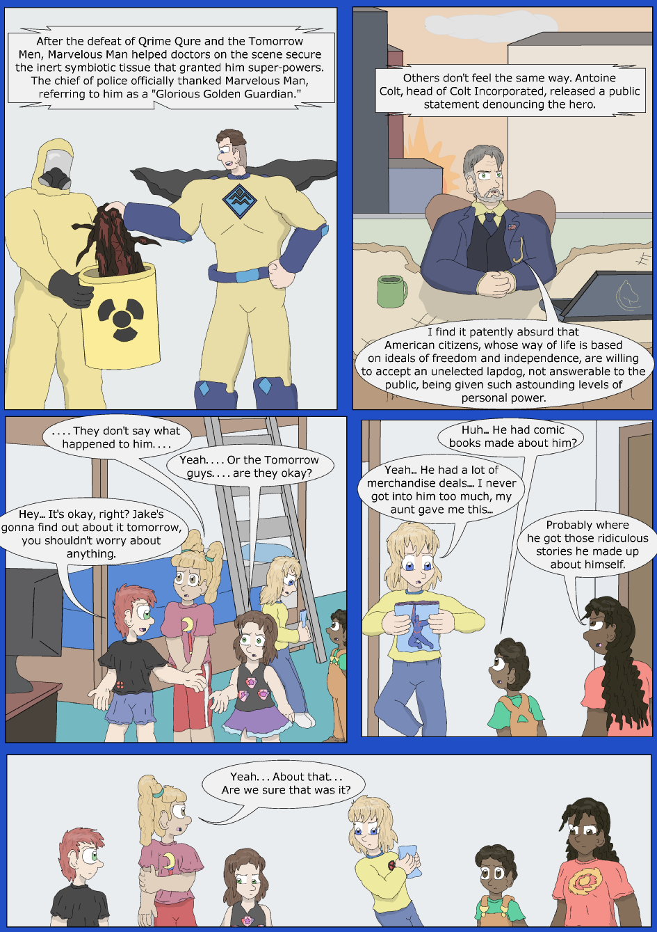 Based On A Blue Story- Page 33