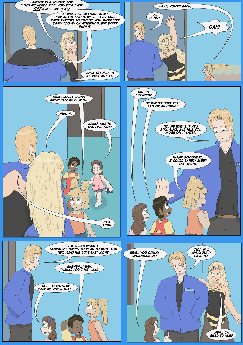 Tangled Up In Blue, Page 7