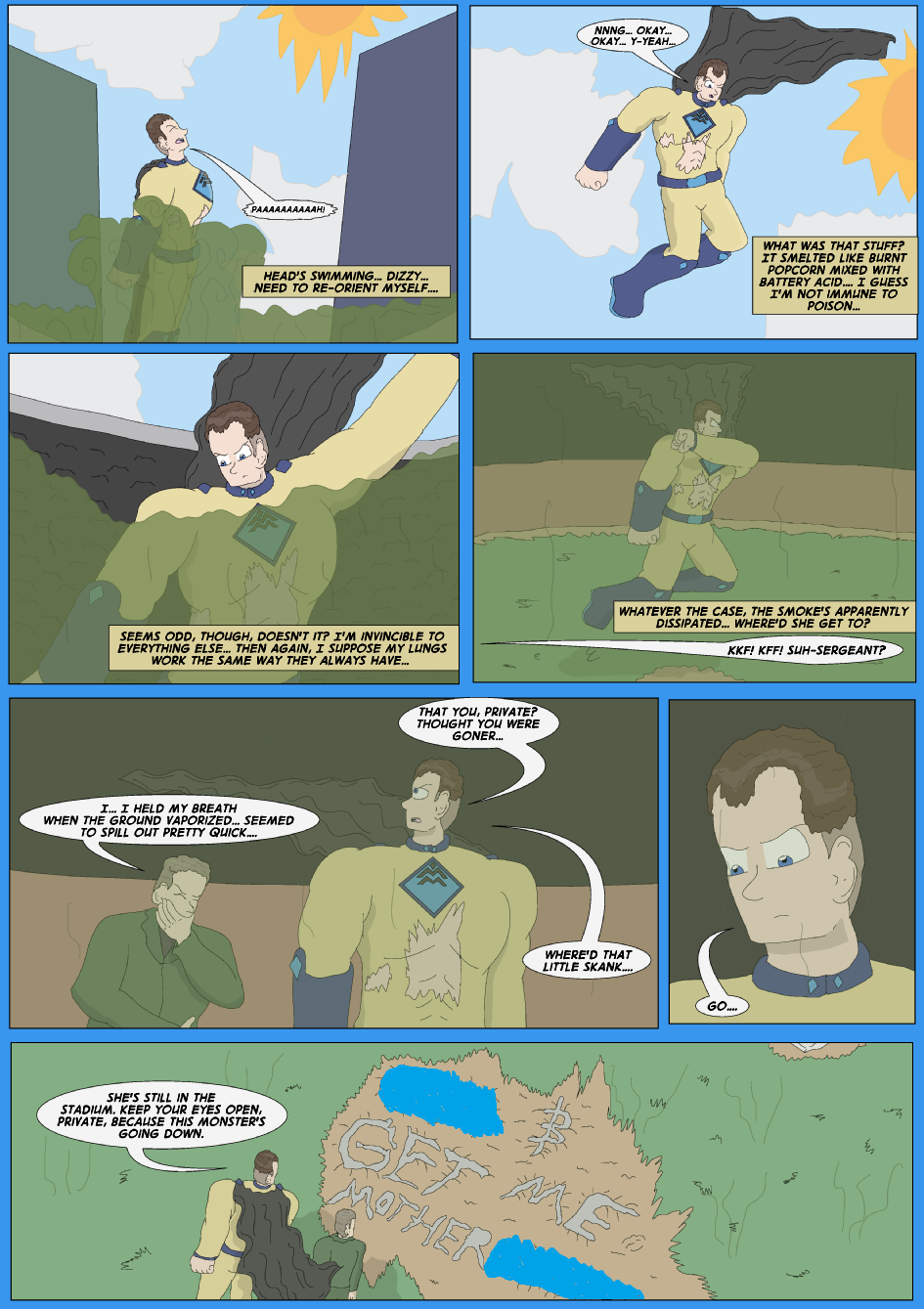 Tangled Up In Blue, Page 27