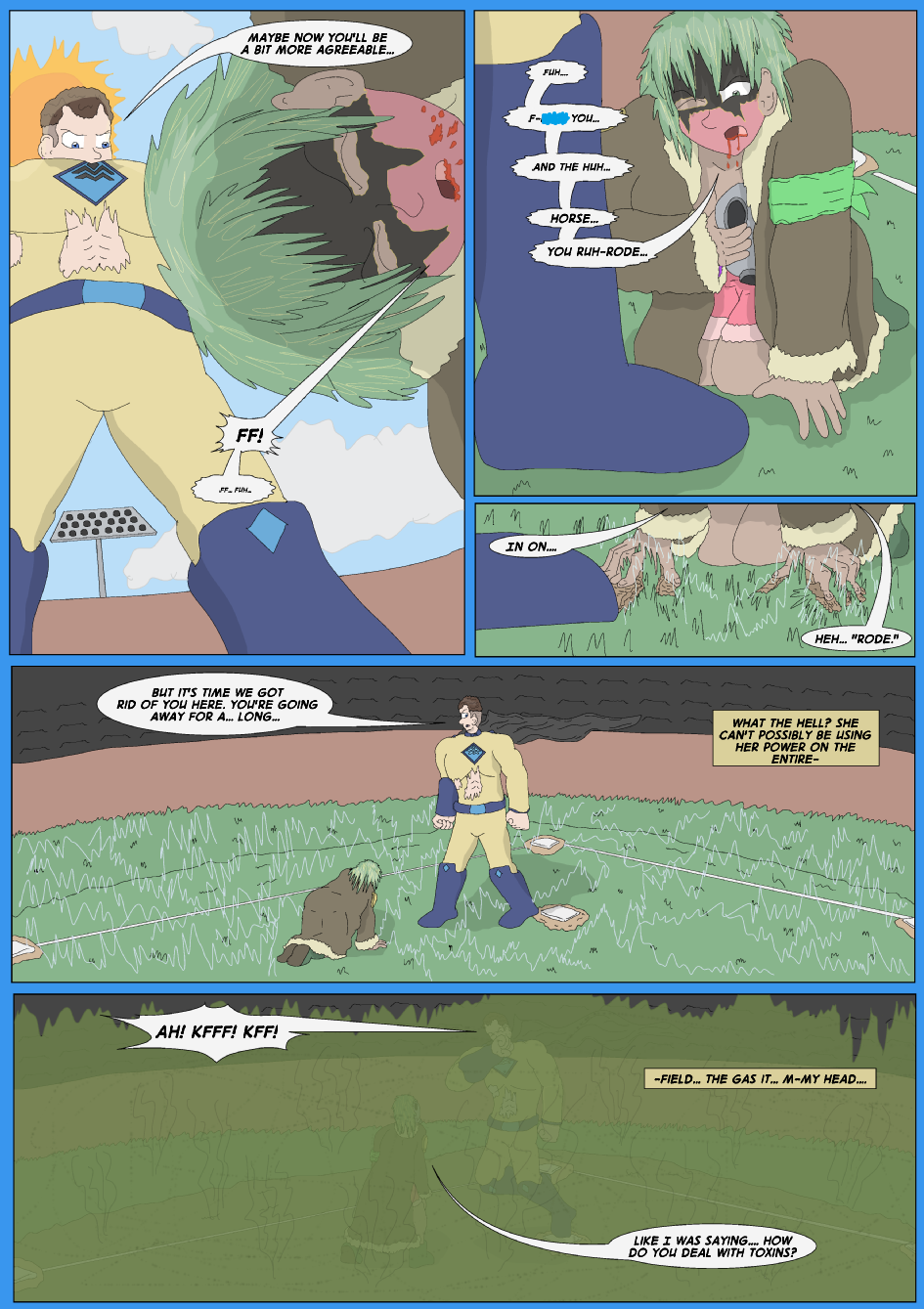 Tangled Up In Blue, Page 26