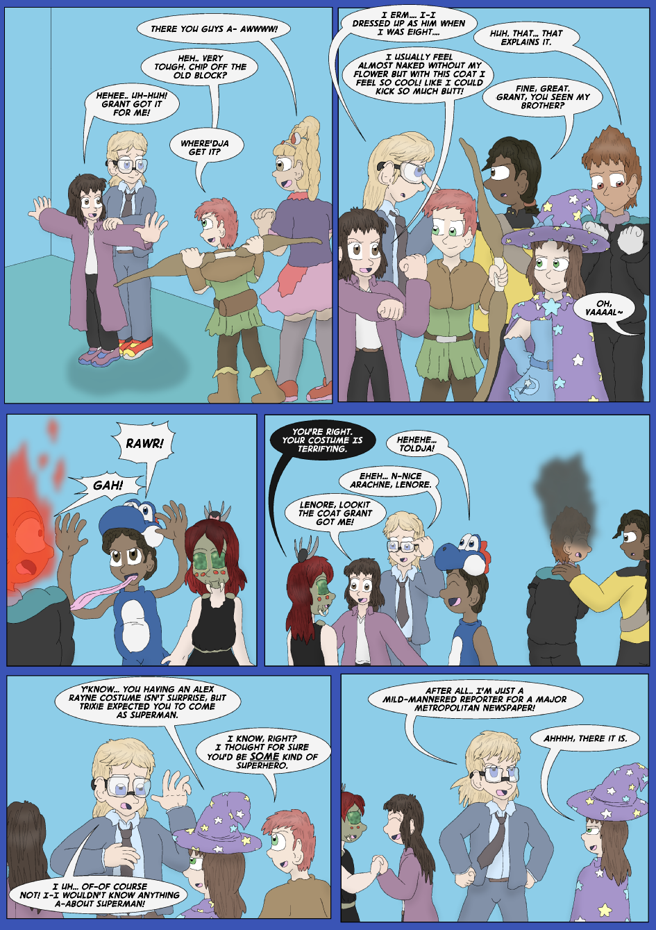Who Blue Truly Are- Page 4