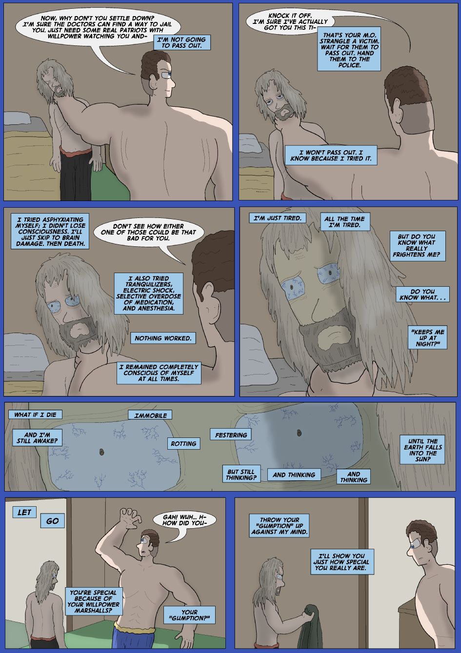 Who Blue Truly Are- Page 20