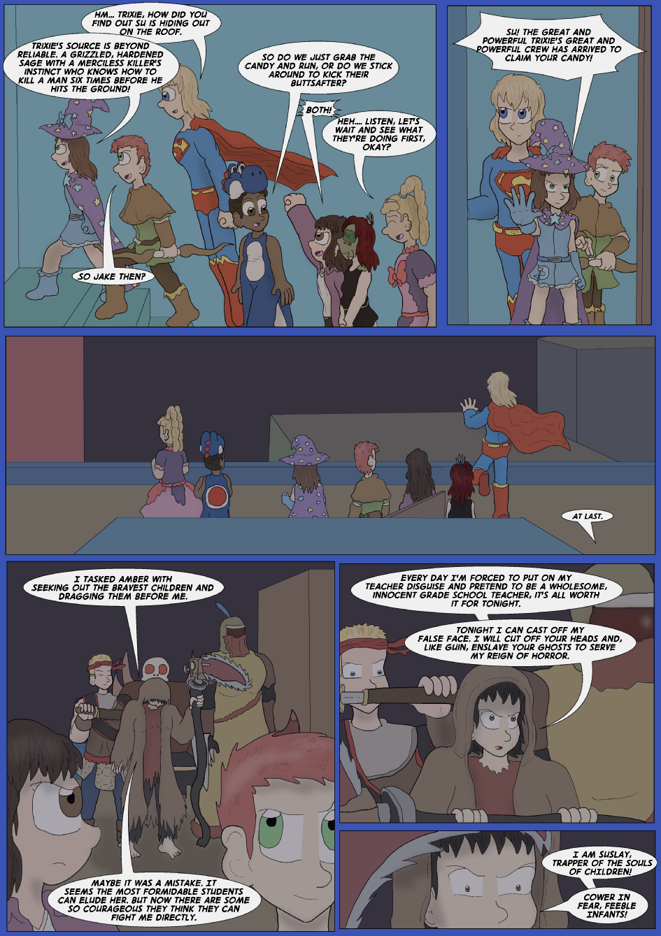 Who Blue Truly Are- Page 25