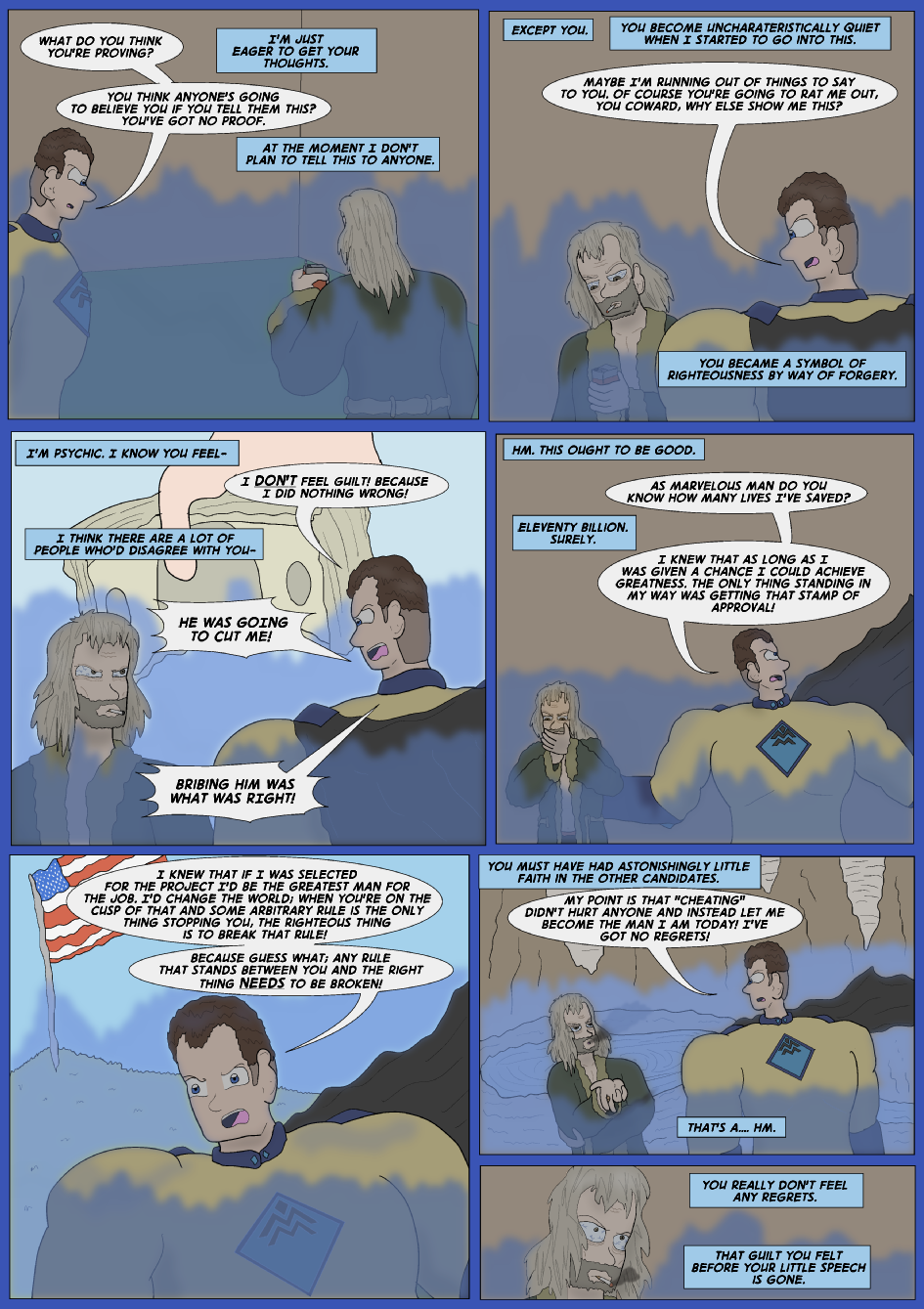 Who Blue Truly Are- Page 32