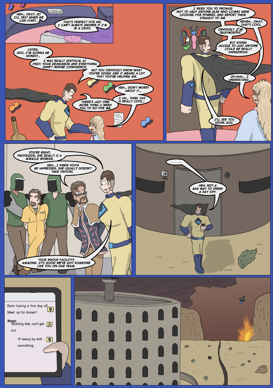 Lock Blue Up- Page 22
