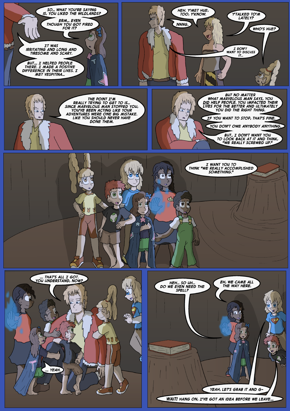 The Lost Spell of Baron Fontainebleu, Page 24