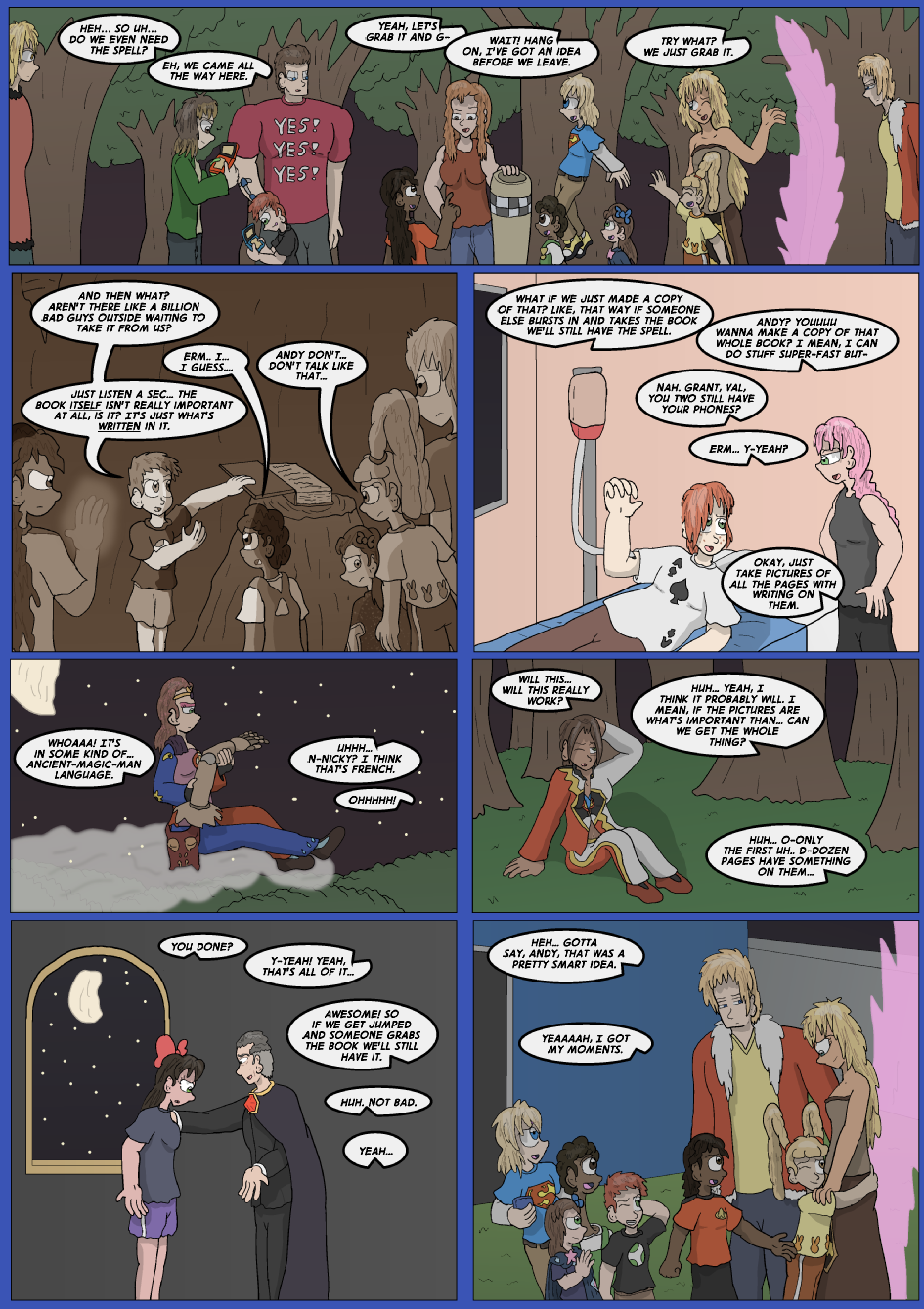 The Lost Spell of Baron Fontainebleu, Page 39