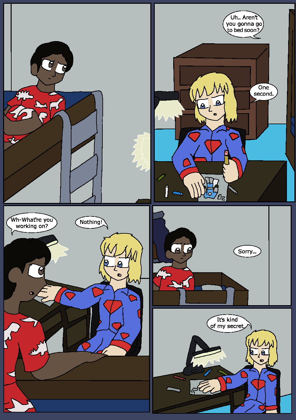 The Blue Children, Page 30