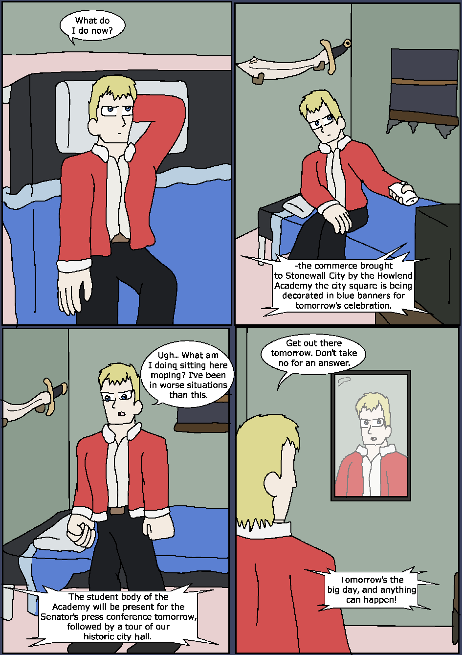 The Blue Children, Page 31