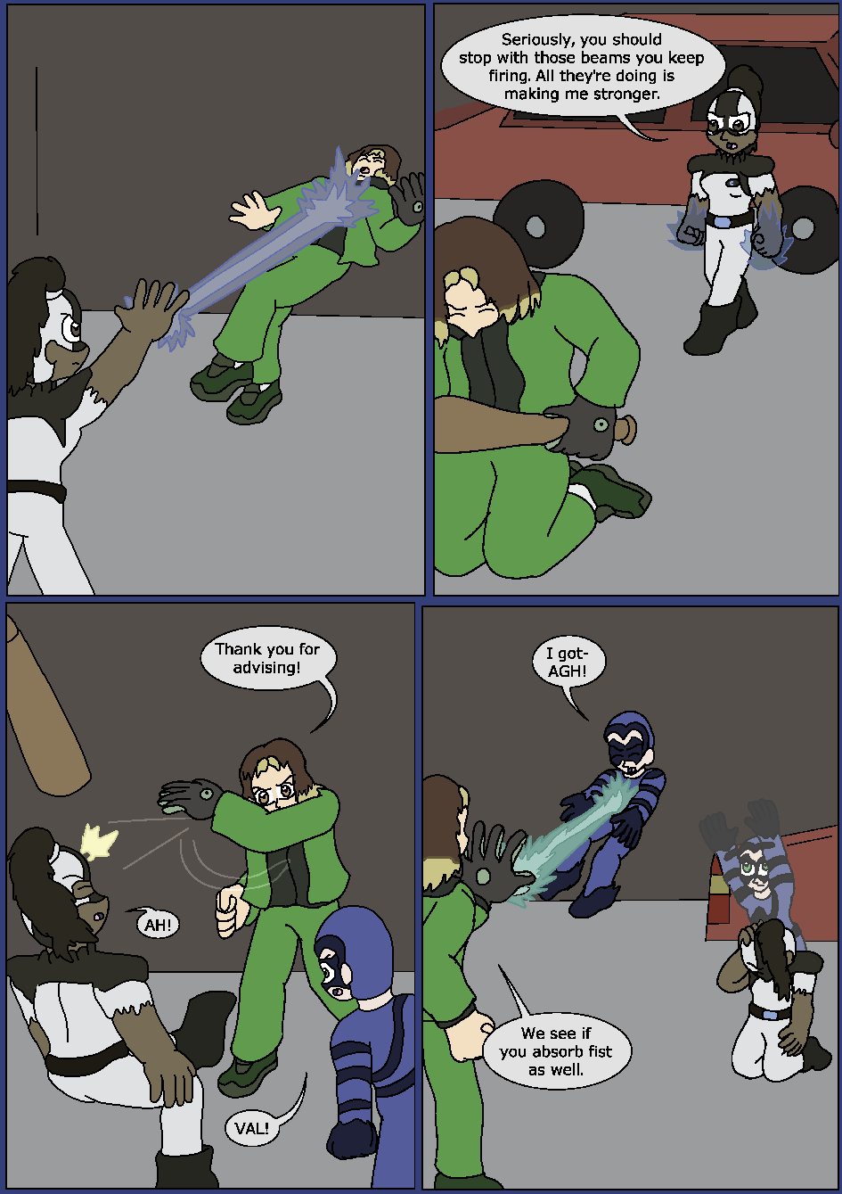 Best Served Blue, Page 24