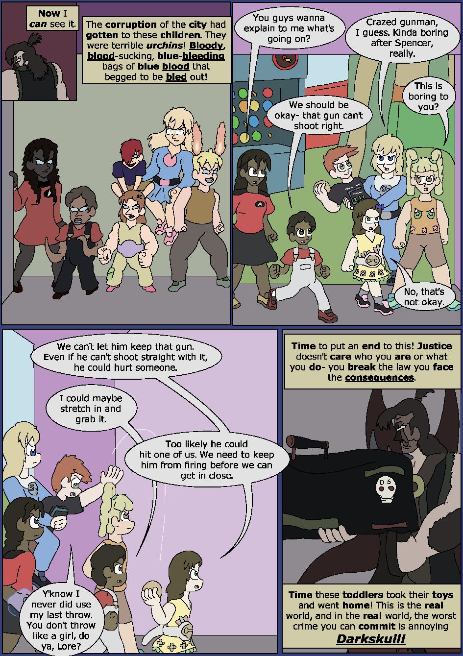 Darker Blue, Page 18