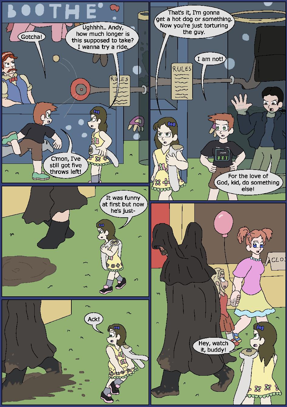 Darker Blue, Page 7