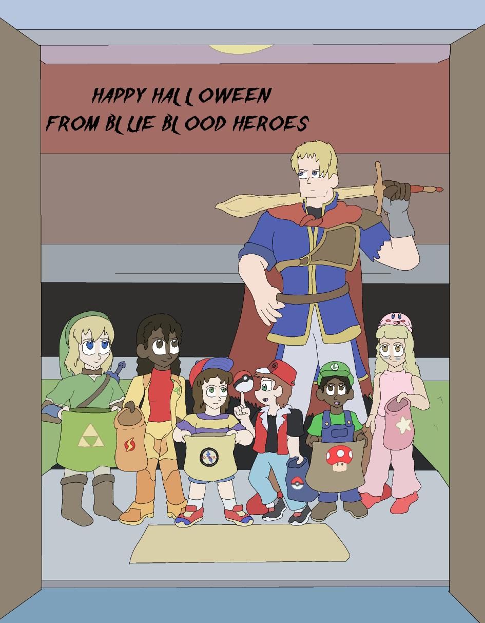 Happy Halloween, 2013!