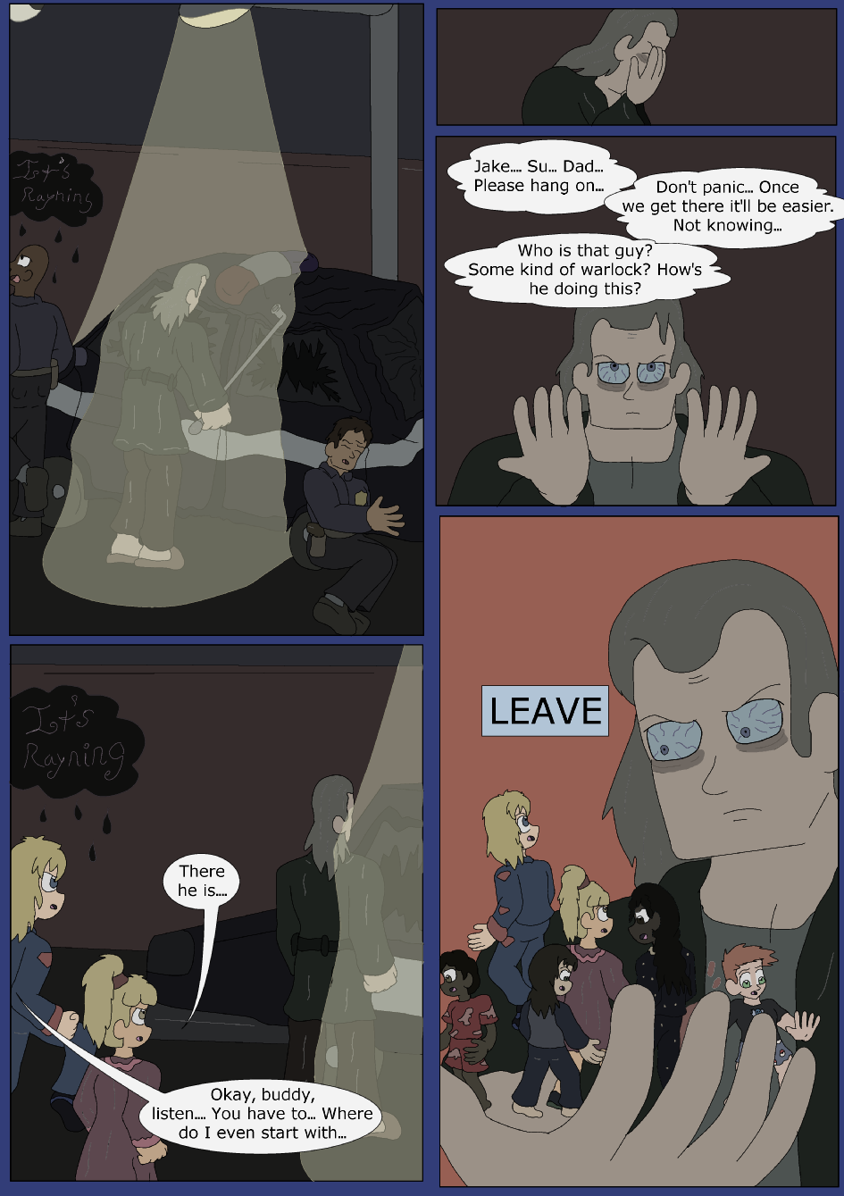 Blues in the Night, Page 22