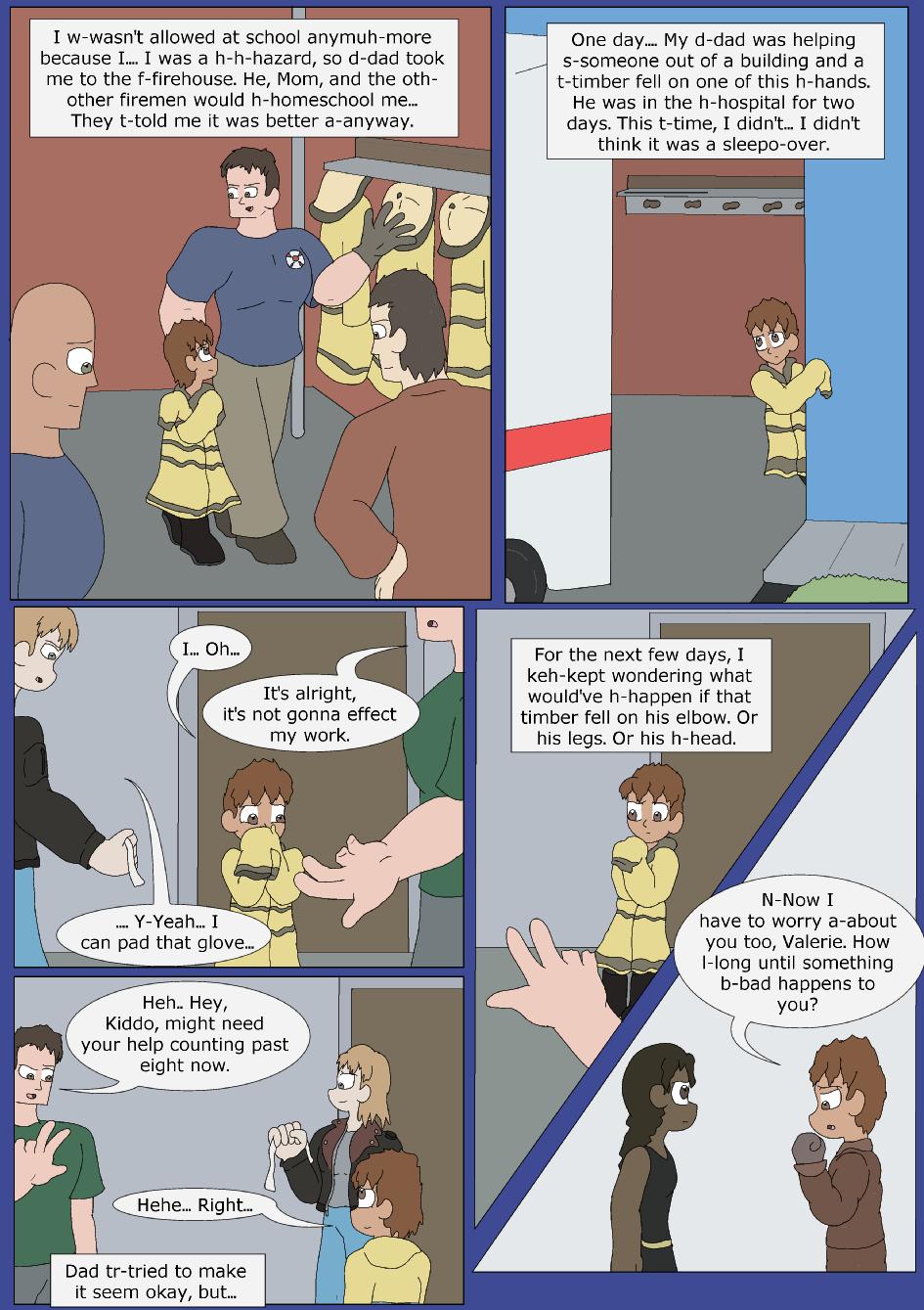 Blue Guardians, Page 9