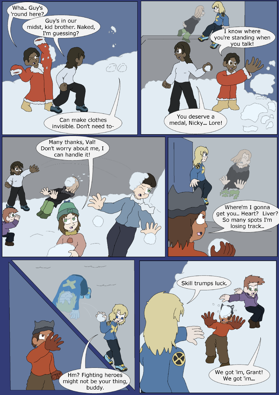 Icy Blue, Page 11
