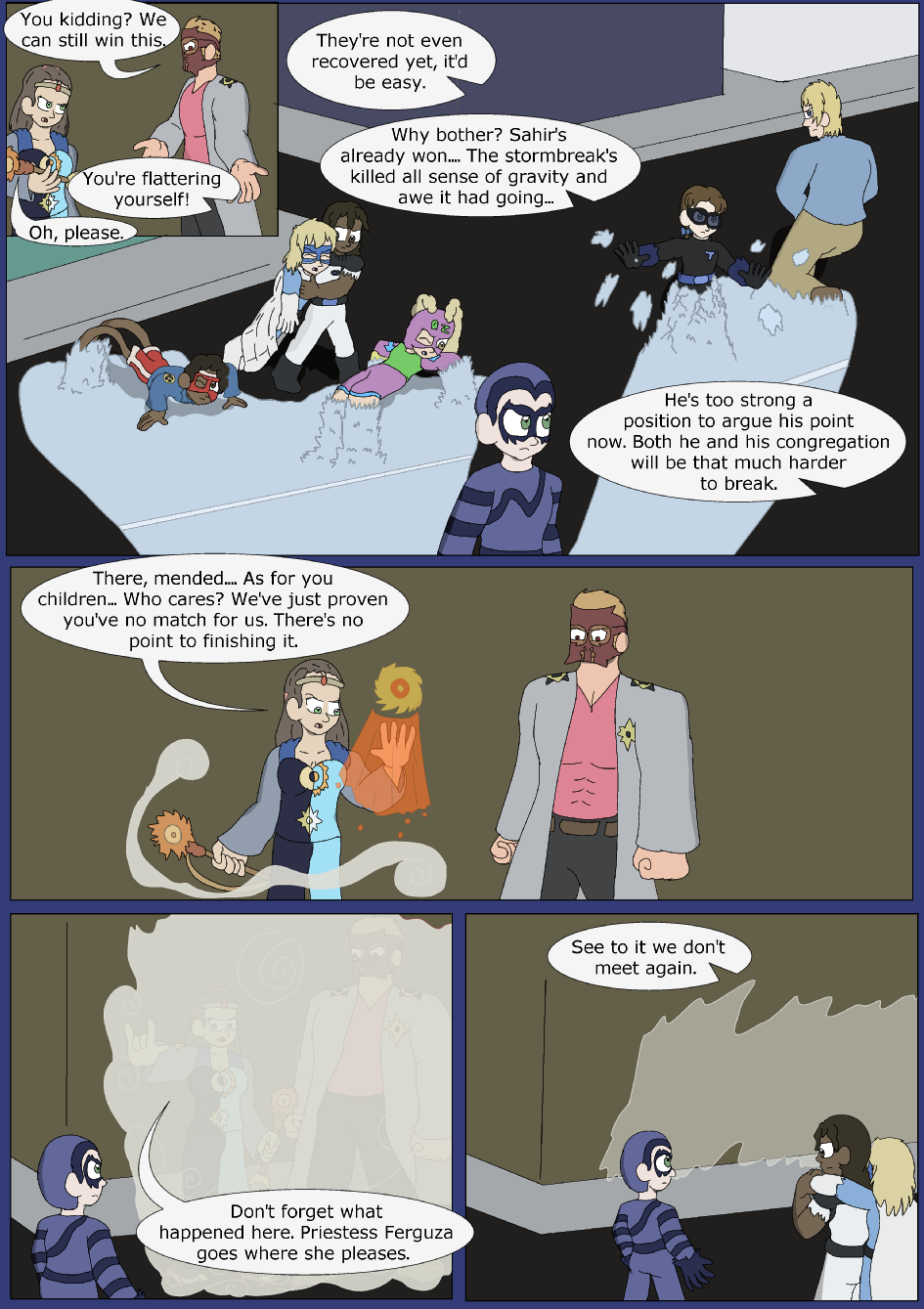 Icy Blue, Page 31