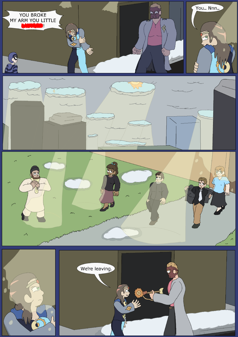 Icy Blue, Page 30